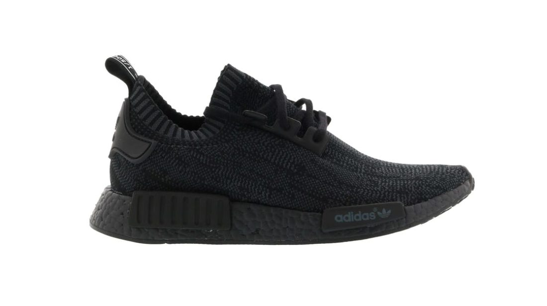 adidas NMD Pitch Black Friends and Family