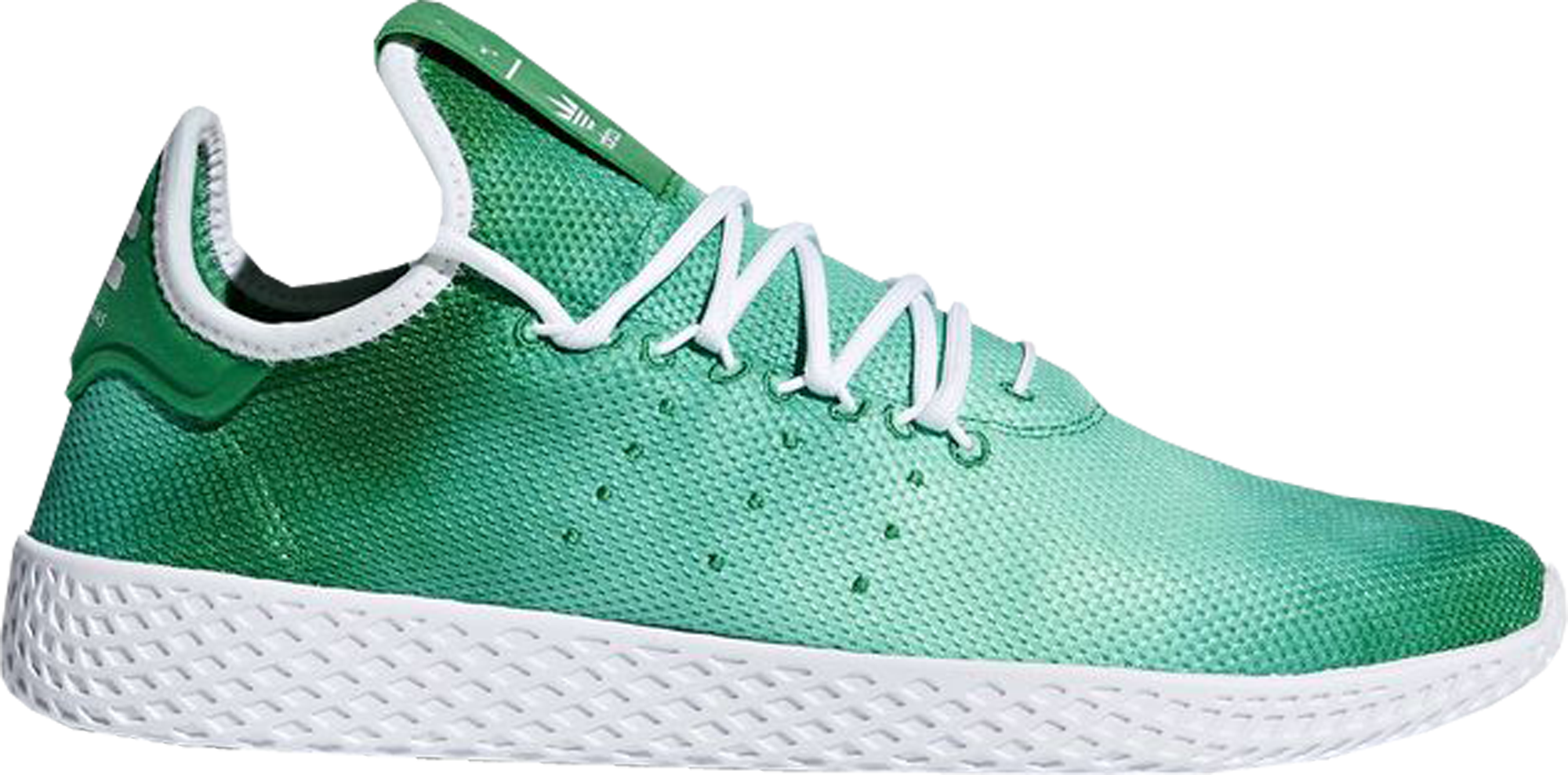 Pharrell X Adidas Tennis Hu Drop Bright Green