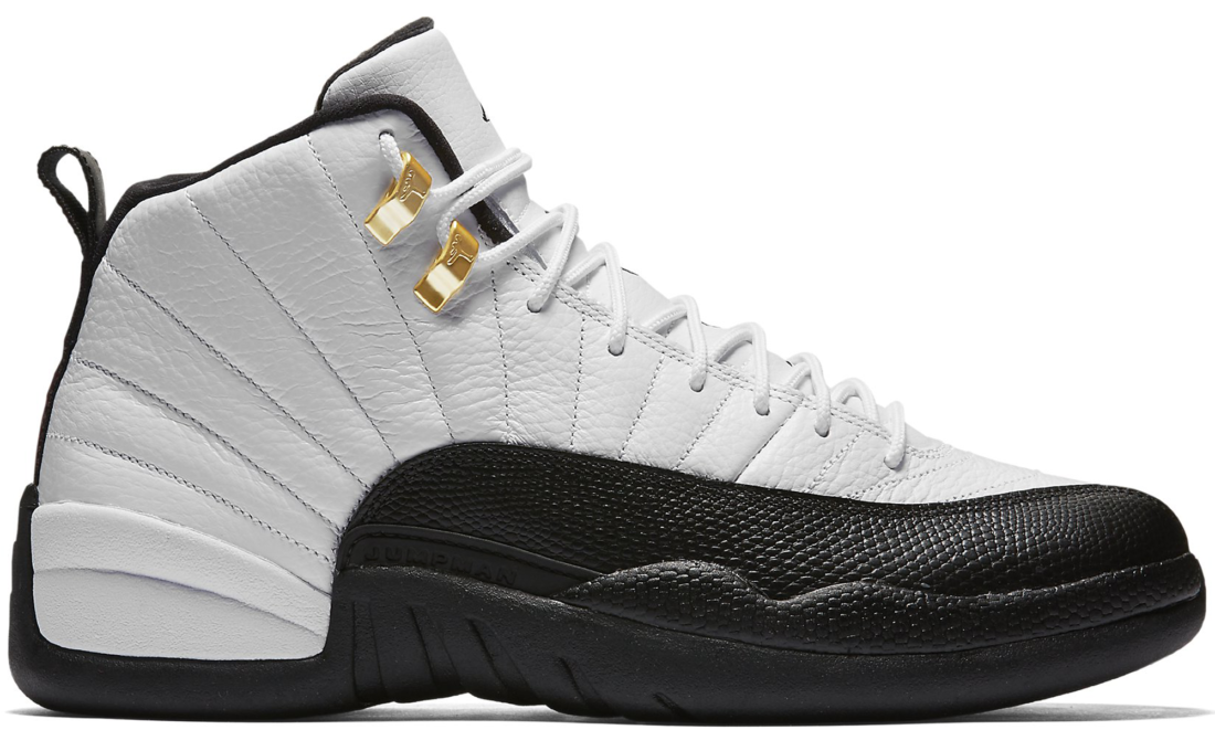 best sneakers 73873 0c840 Air Jordan 12 Taxi 2018