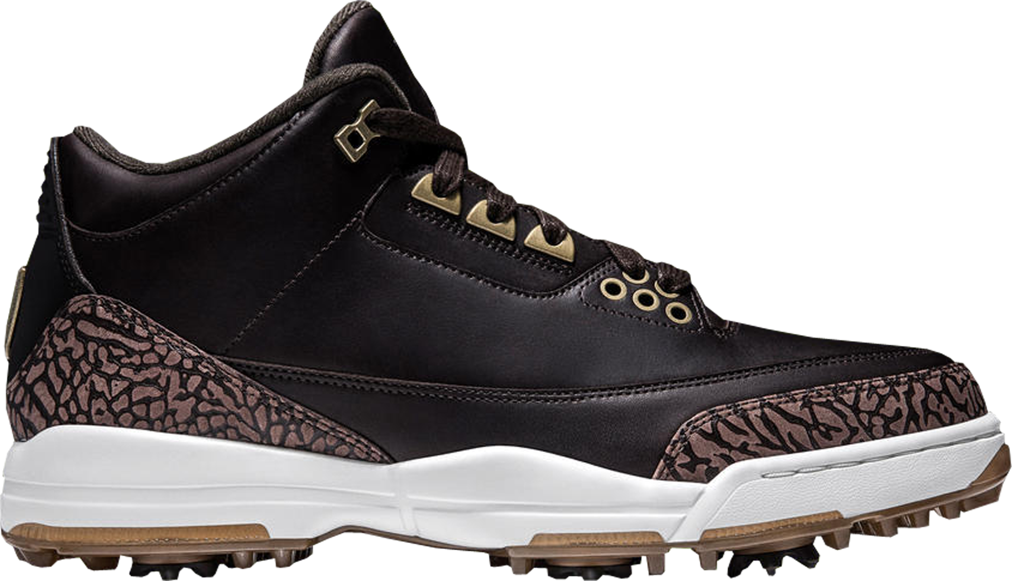 brown jordan shoes
