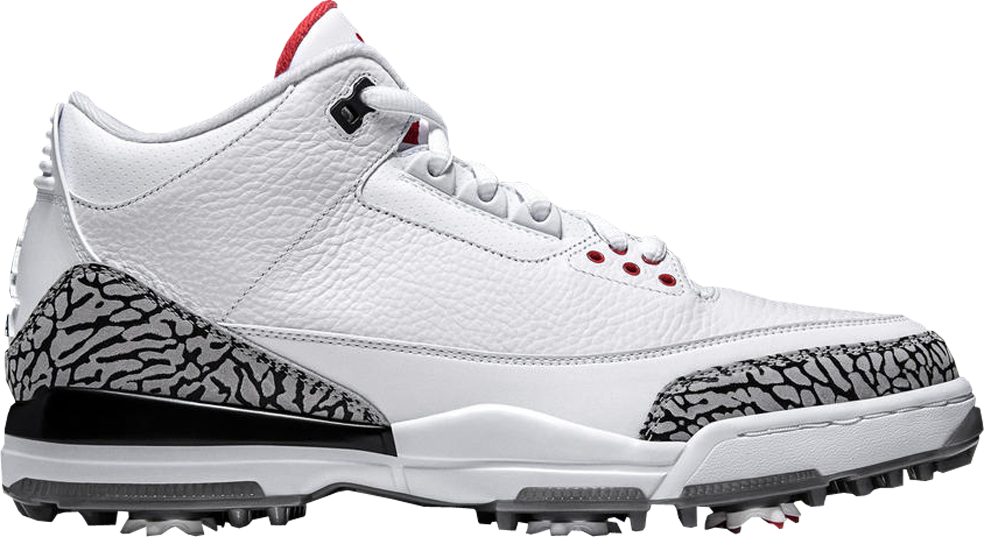 nike air jordan 3 retro golf shoes