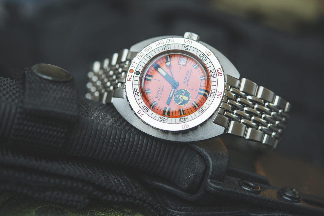 "An Introduction to the DOXA Sub 300 ""Black Lung"""