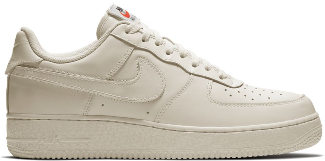 cheap for discount 6d09f ef1e0 Nike Air Force 1 Low Swoosh Pack Sail All-Star 2018 - StockX ...