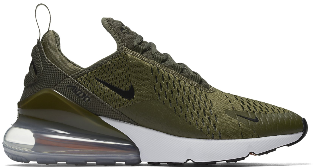 34daba140d Nike Air Max 270 Medium Olive