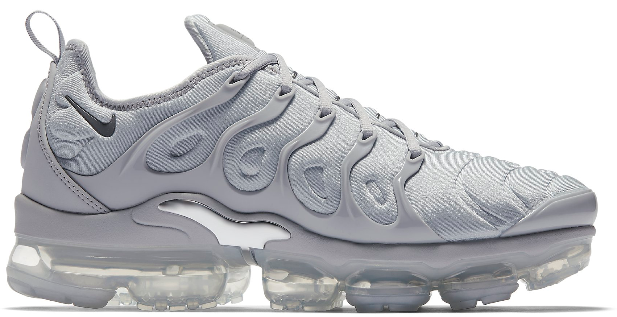 hot sale online 6081f 491b6 Nike Air VaporMax Plus Cool Grey