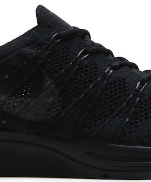 Nike Flyknit Trainer Triple Black
