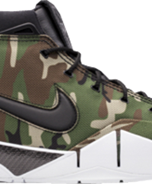 Undefeated Nike Kobe 1 Protro Camo