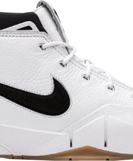 Undefeated Nike Kobe 1 Protro White