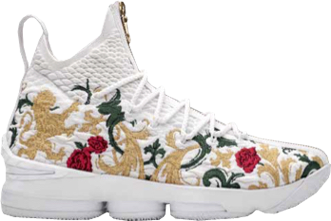 best service 23ddd cb73a Kith x Nike LeBron 15 Performance King's Cloak