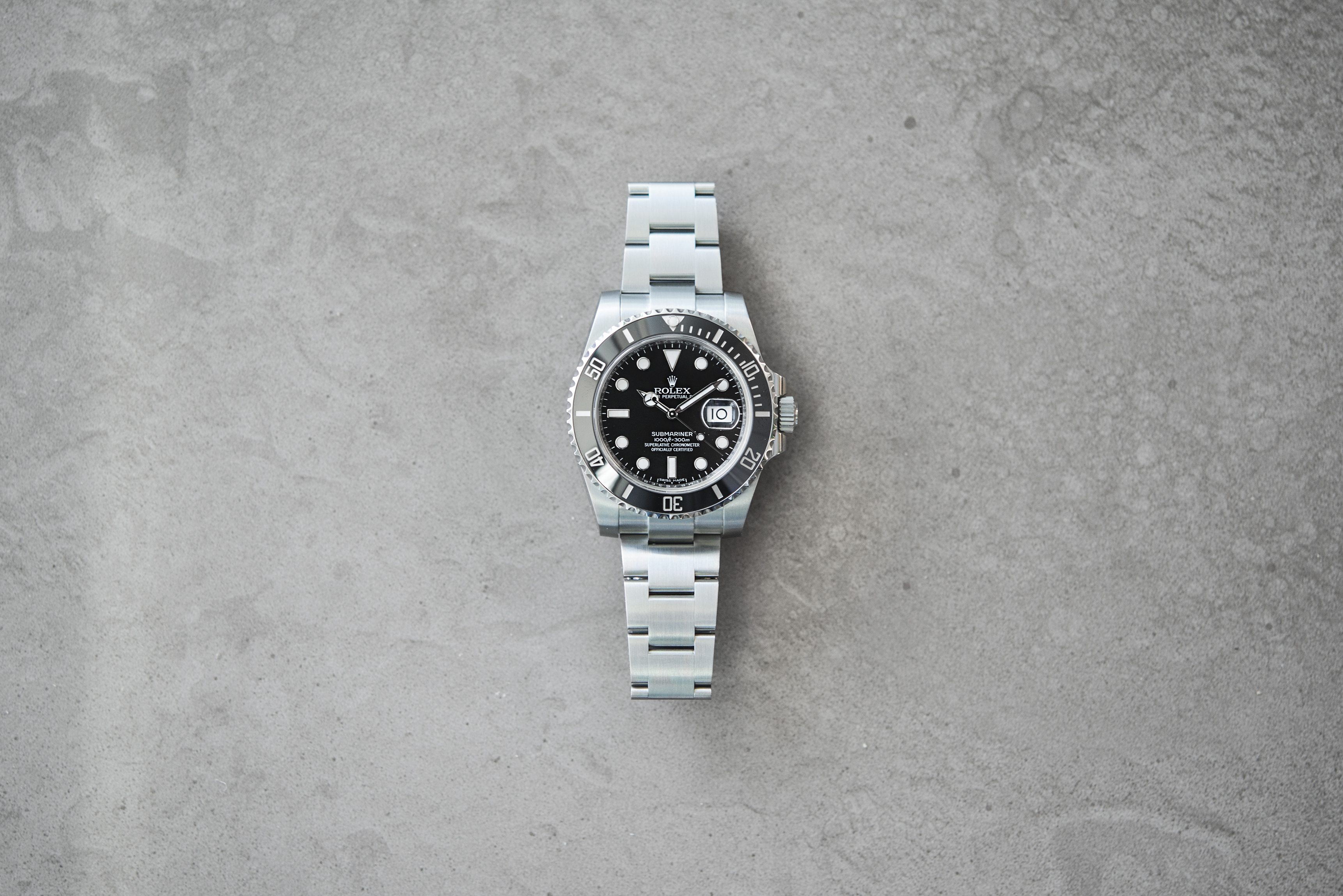 Rolex dive watches