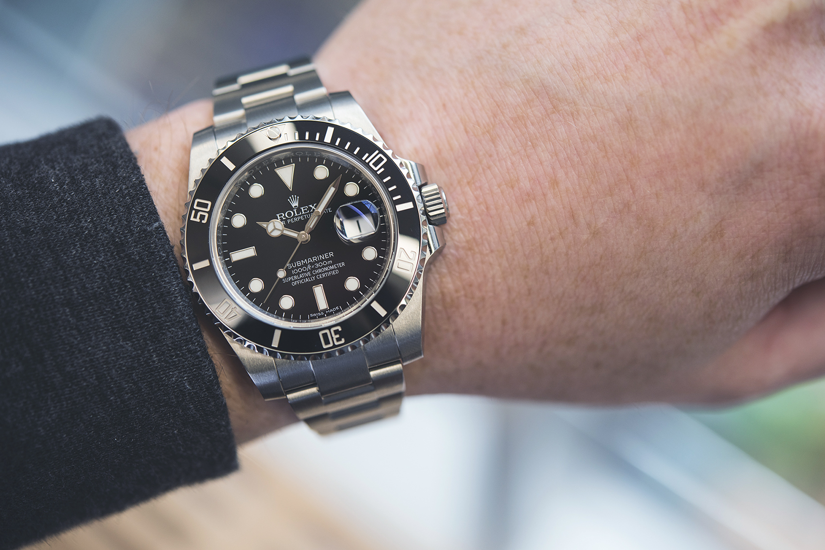 Rolex Dive Watch