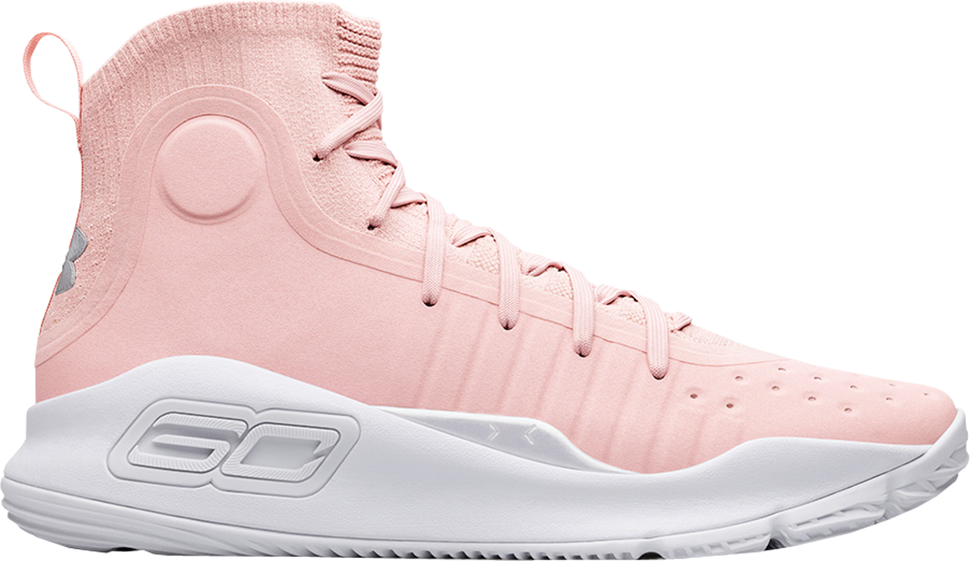 2052a7b6db4a Under Armour Curry 4 Flushed Pink
