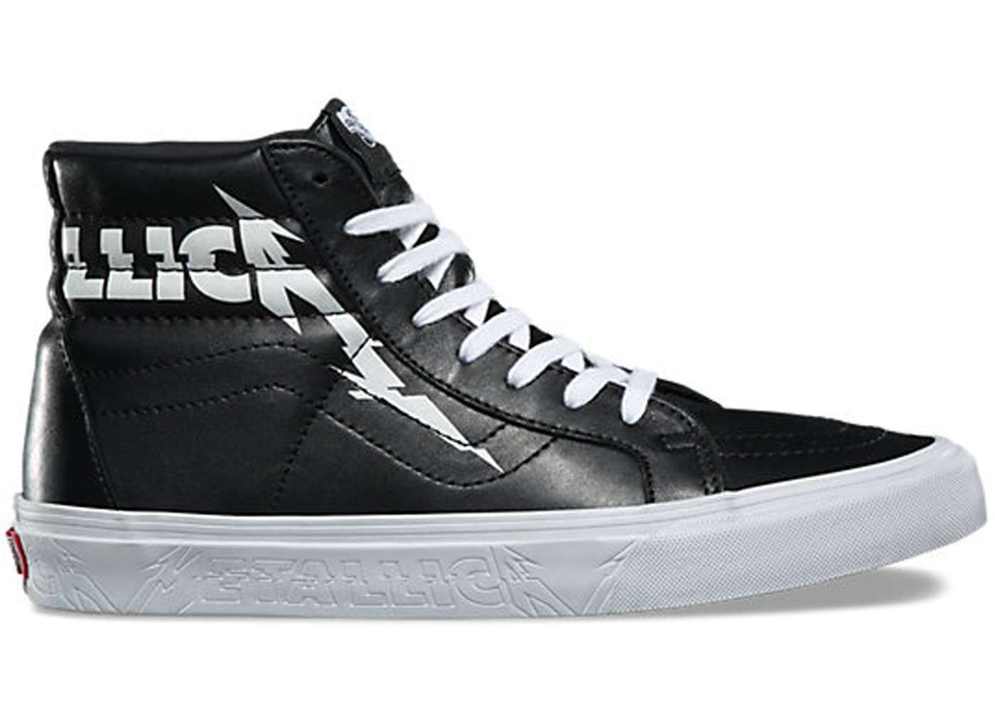 Those interested can buy them online today at StockX. Got a pair to sell   List this Metallica Vans Sk8-Hi Re-Issue 2018 on the StockX marketplace now. a5490e05f