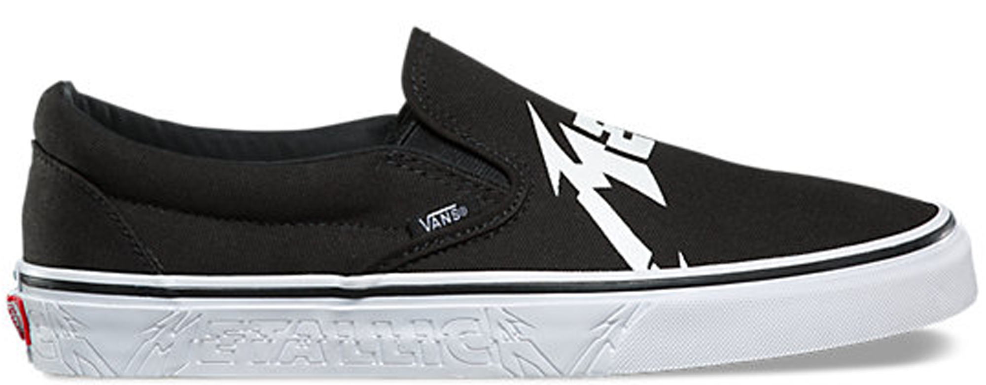 vans metallica version