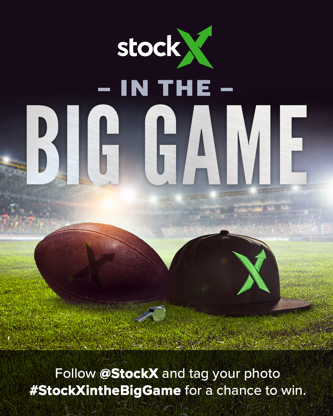 StockX in the Big Game (Updated w/ Winners)