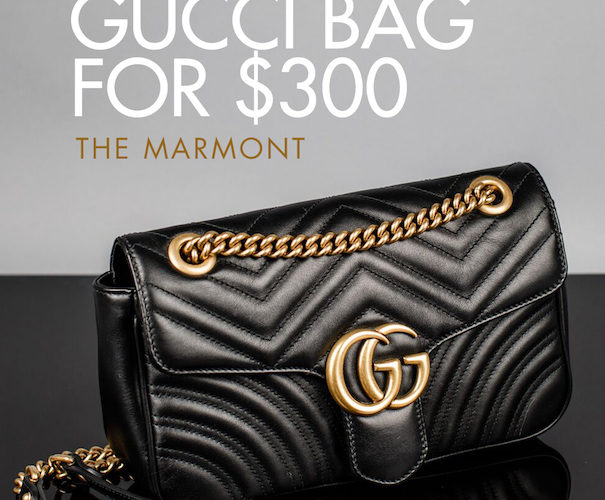 Get the Hottest Gucci Bag for $300