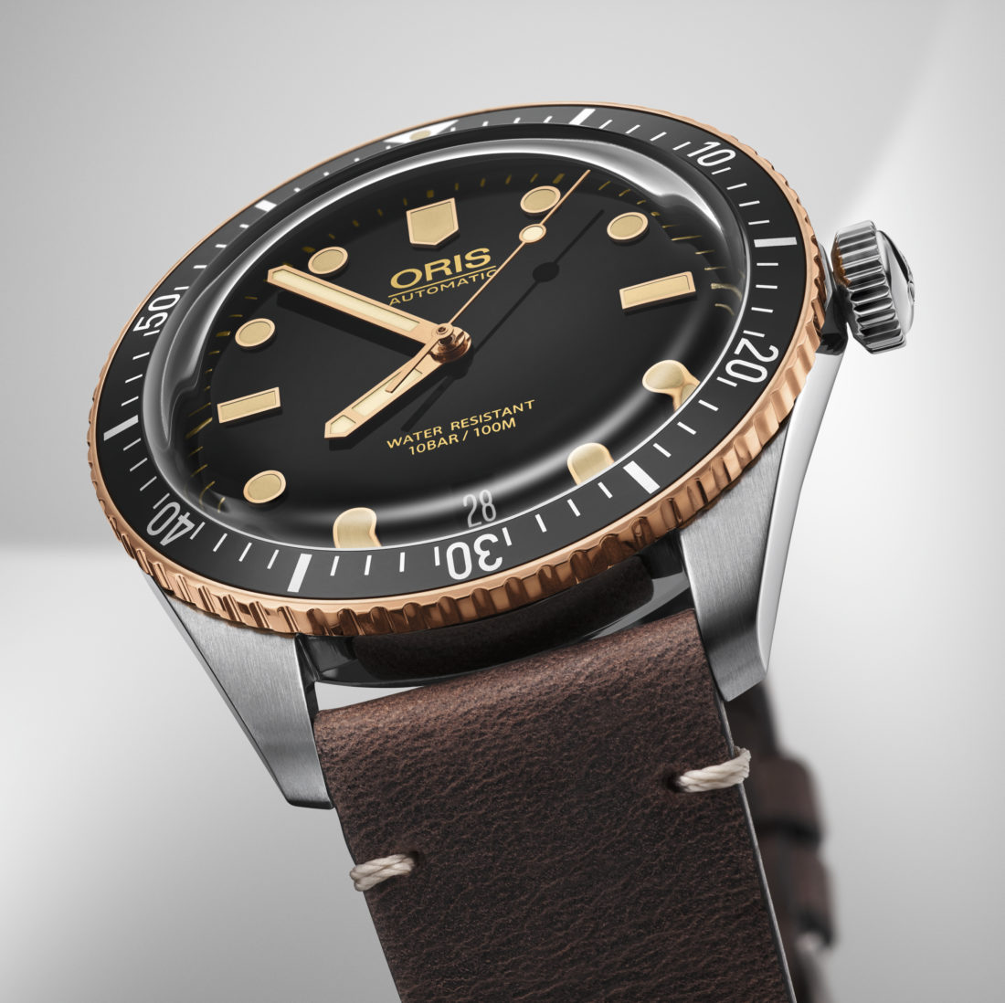 NEWS: Oris Brings New Diver Sixty-Five Watches to Basel