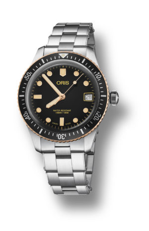 News oris brings new diver sixty five watches to basel - 40mm dive watch ...