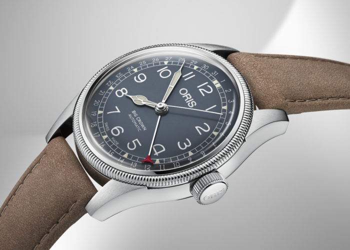 NEWS: Oris Introduces New Big Crown Pointer Date