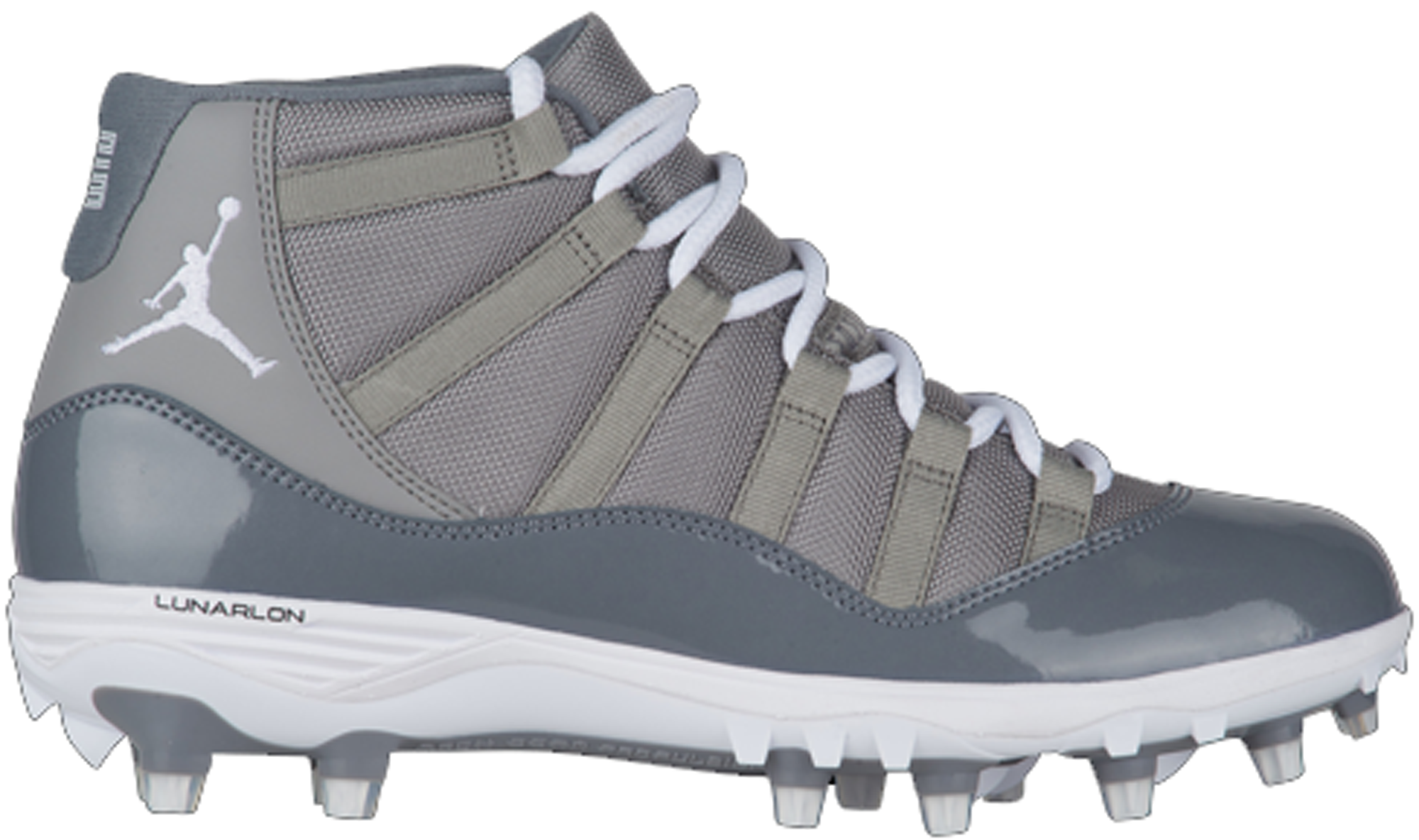 eb01a929ed7 Air Jordan 11 Cool Grey Cleat