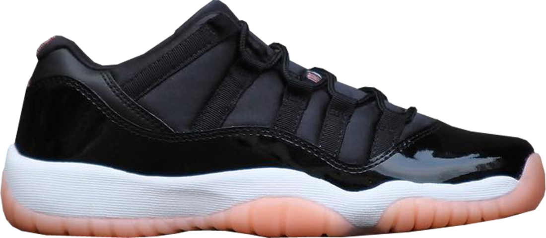 da17e056b7cb83 Air Jordan 11 Low GS Bleached Coral