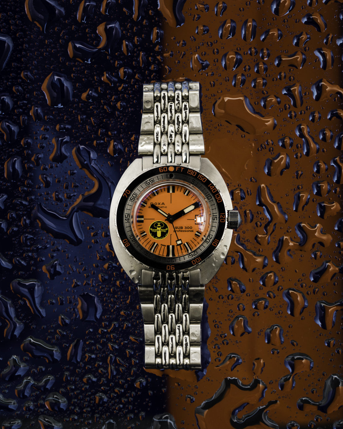 """Announcing: DOXA Sub 300 """"Black Lung"""" Re-StockX"""