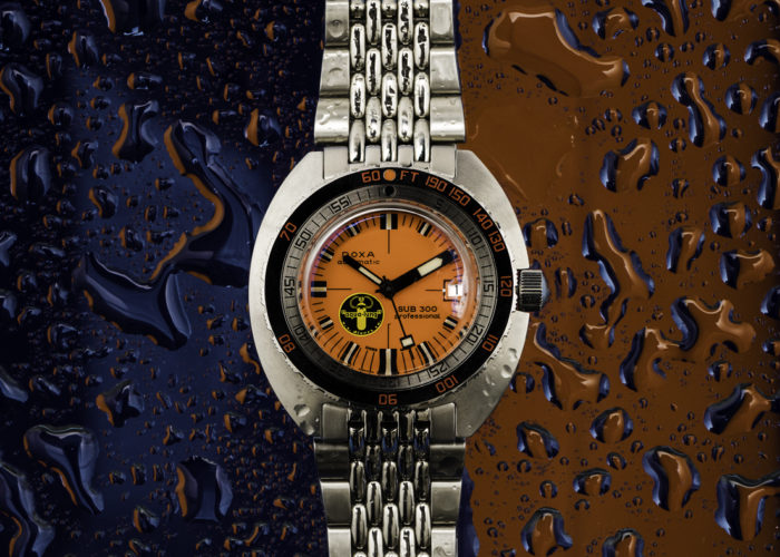 "Announcing: DOXA Sub 300 ""Black Lung"" Re-StockX"