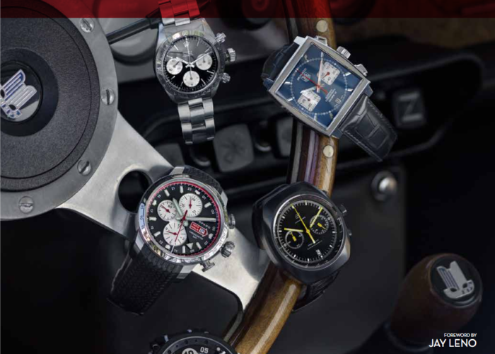 Author and Watch Expert Aaron Sigmond Discusses the New Expanded Edition of Drive Time