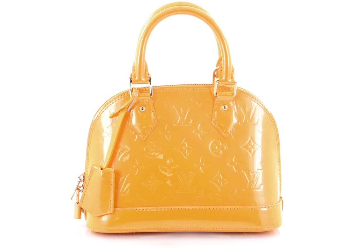 8b0a2319bc34 Small bags are a big deal these days and this BB version of the Louis  Vuitton Alma doesn t disappoint. This micro version of one of LV s most  popular bag is ...
