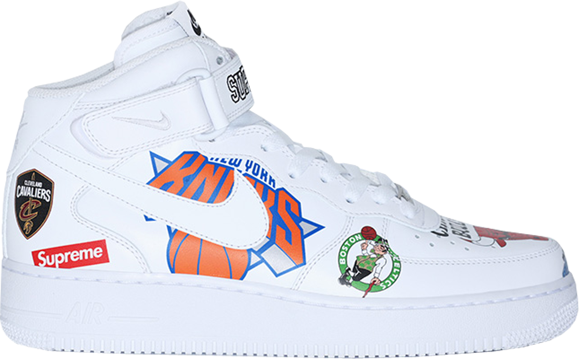 air force 1 nba supreme