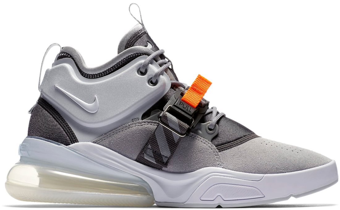 582a97112e Nike Air Force 270 Wolf Grey