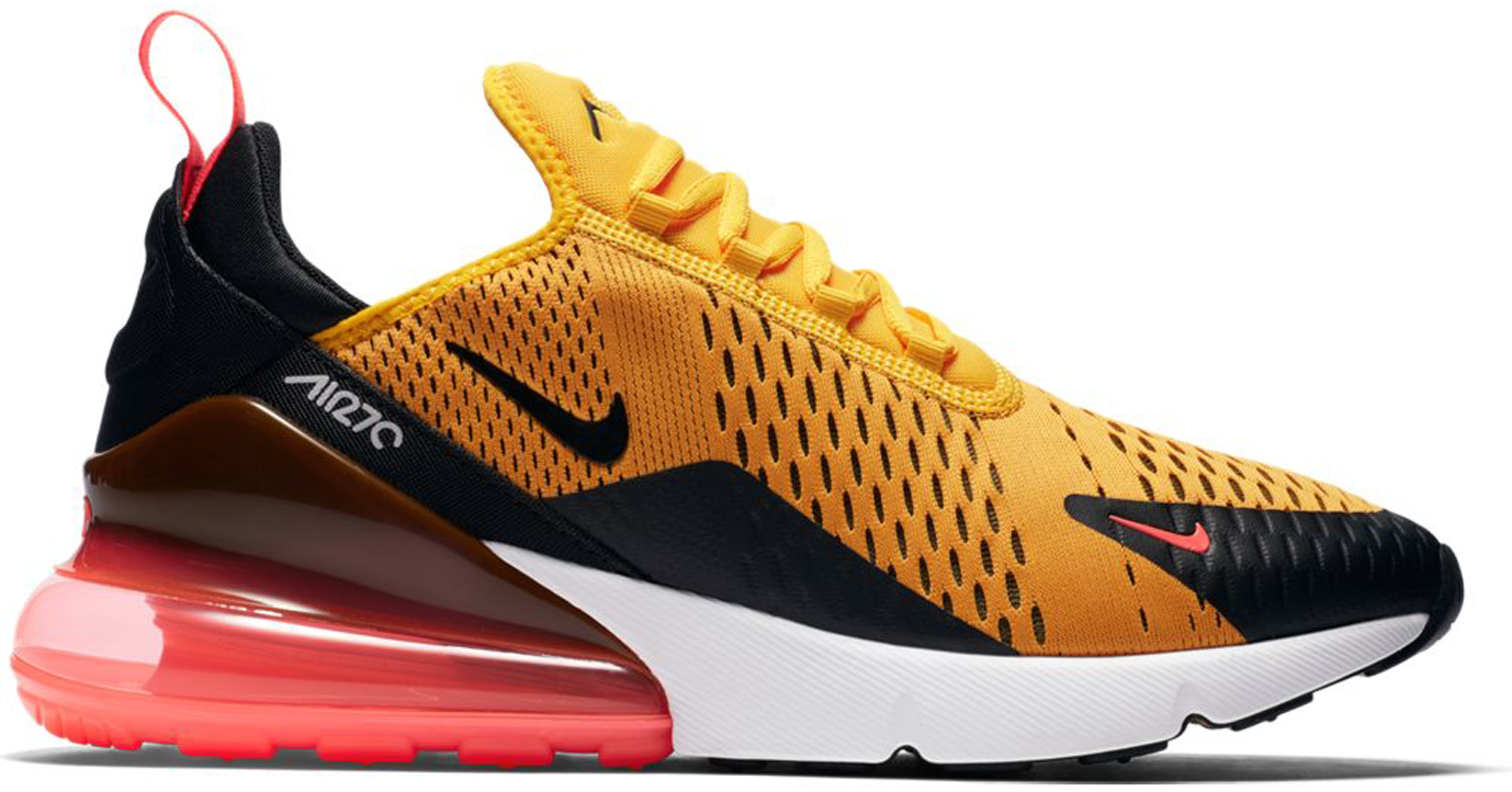 official photos 2f102 a940f Nike Air Max 270 University Gold