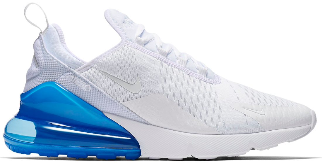 Nike Air Max 270 White Pack Photo Blue 061867eda