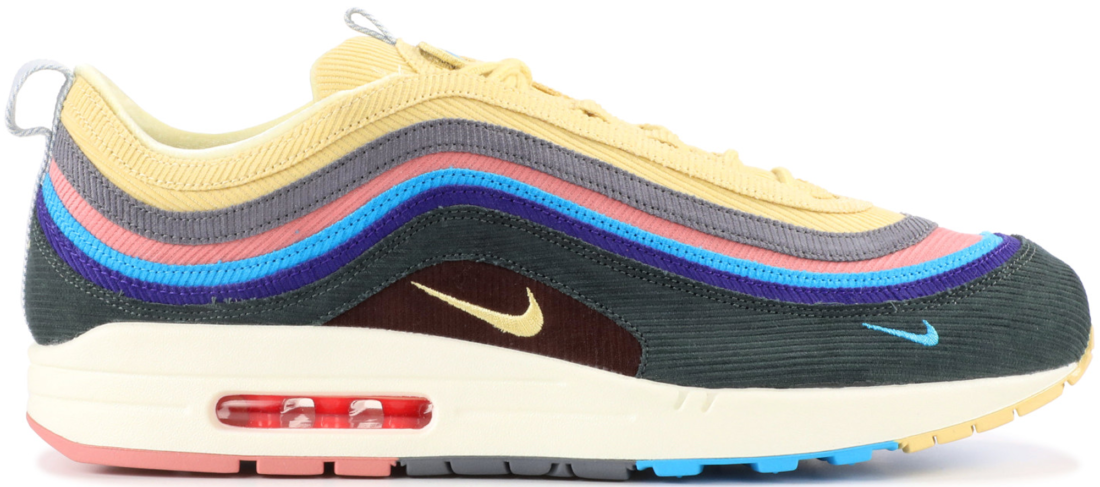 Closer Look At The Sean Wotherspoon x Nike Air Max 97 | The