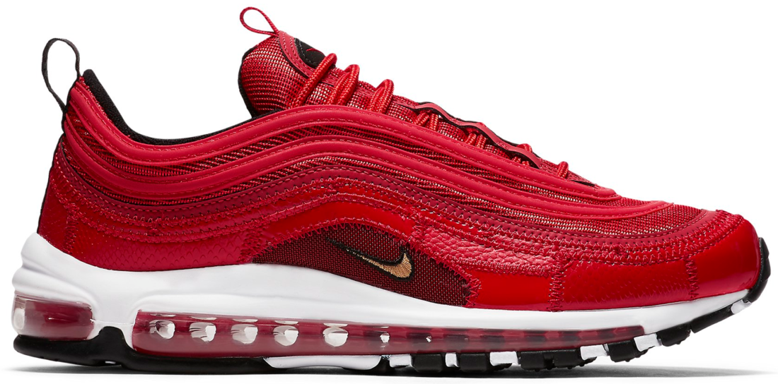 f135bb3b66071f Nike Air Max 97 CR7 Portugal Patchwork