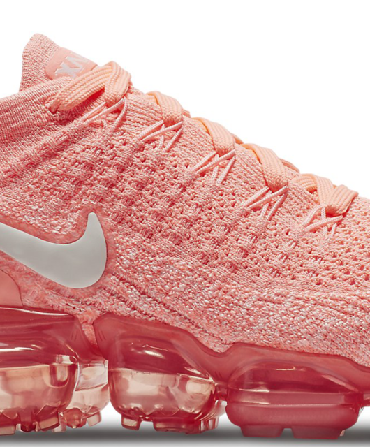 Women's Nike Air VaporMax Flyknit 2 Crimson Pulse