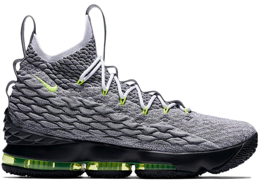 size 40 d7359 fd3d8 Nike LeBron 15 Air Max 95