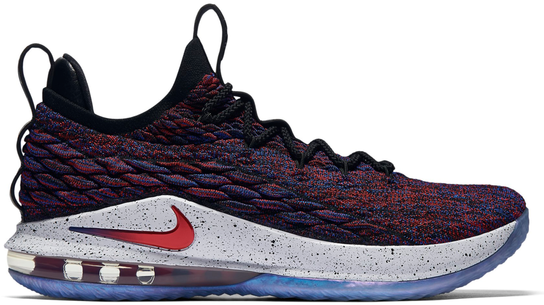 huge selection of 1114b 69db8 Nike LeBron 15 Low Supernova