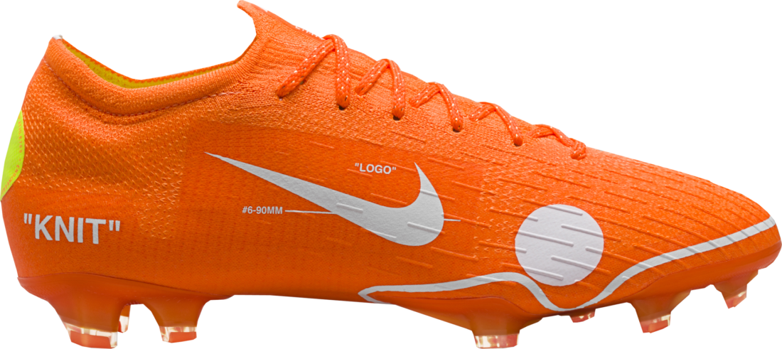 new product 13819 58a06 Nike Mercurial Vapor 360 Off-White