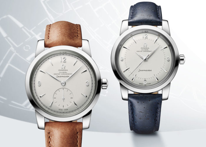 NEWS: Omega Reveals 70th Anniversary Seamaster Watches