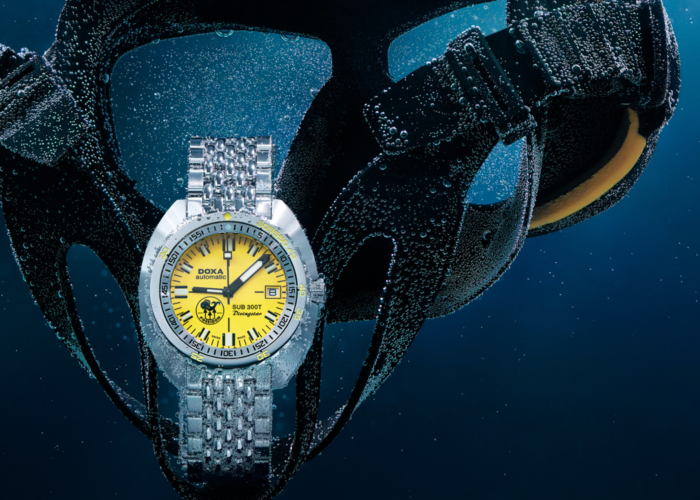 DOXA Introduces Another Historic Sub 300T With New Divingstar