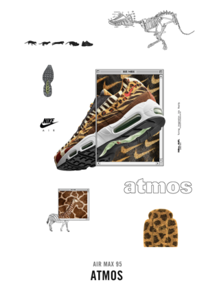 nike atmos animal pack 2.0