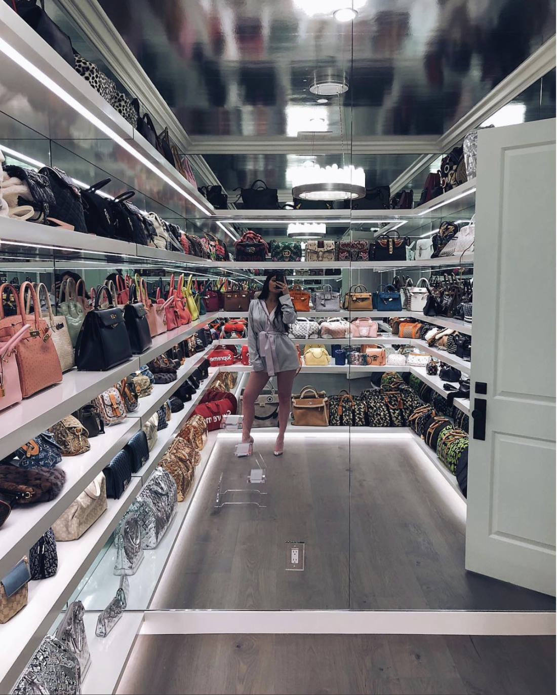 How Much Is Kylie Jenner s Insane Bag Collection Worth  - StockX News b244450df3ab8