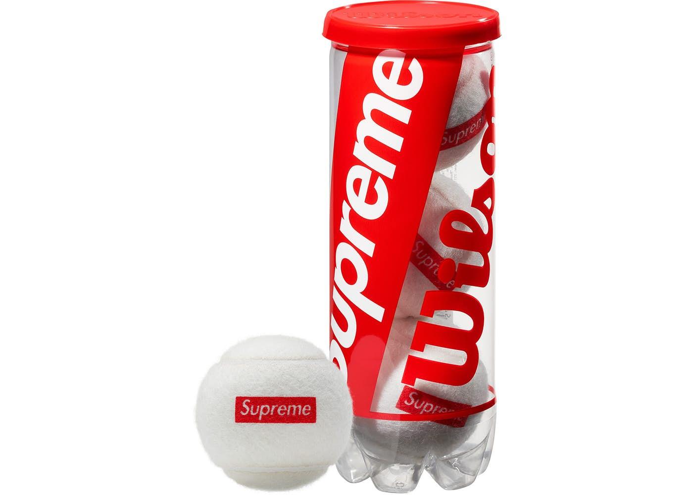 Supreme Wilson Tennis Balls - StockX News