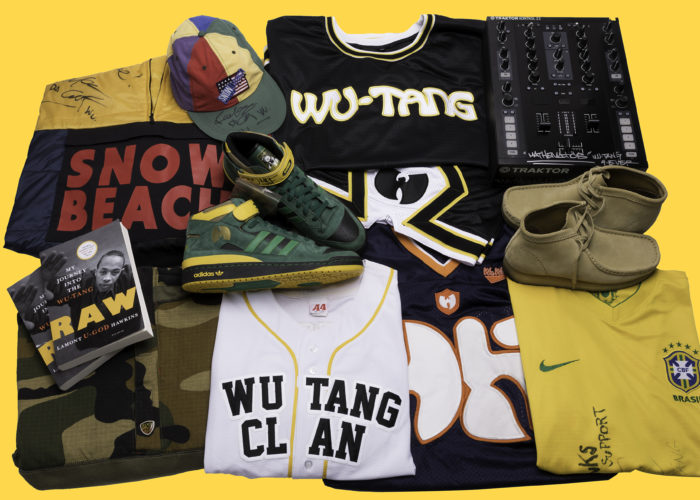 Wu-Tang and StockX Launch the CREAM Charity IPO (Updated w/ Winners)