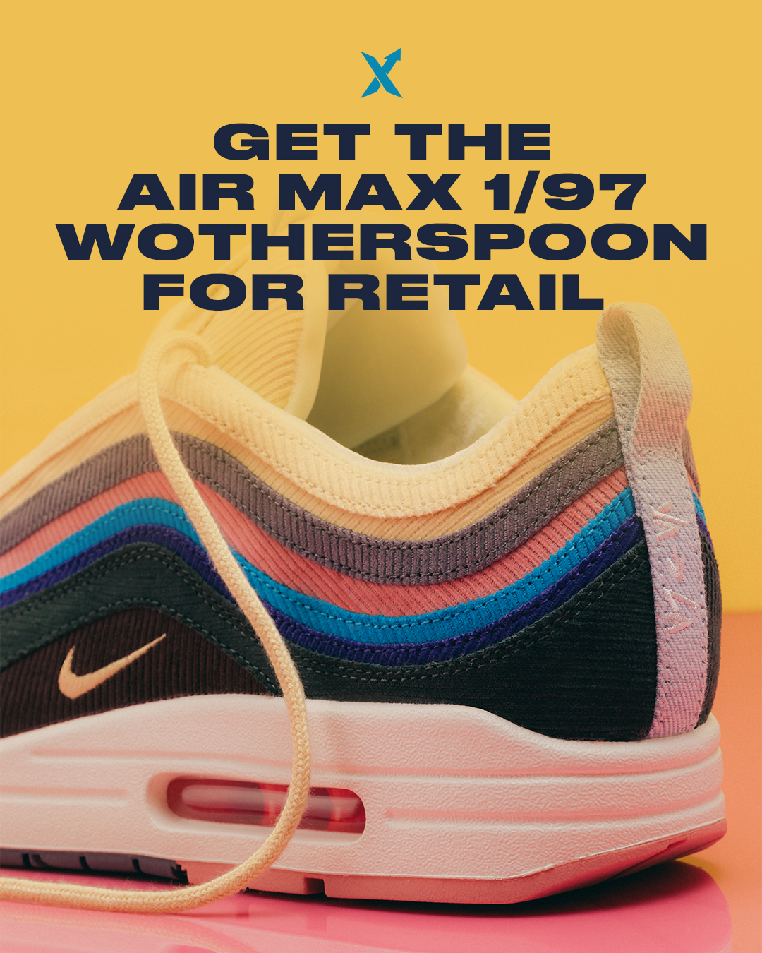 Sean Wotherspoon Air Max 1/97s
