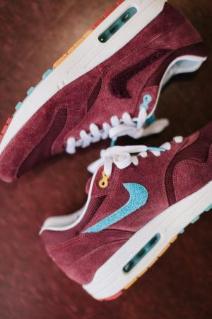 Nike Air Max 1 Patta Parra Cherrywood