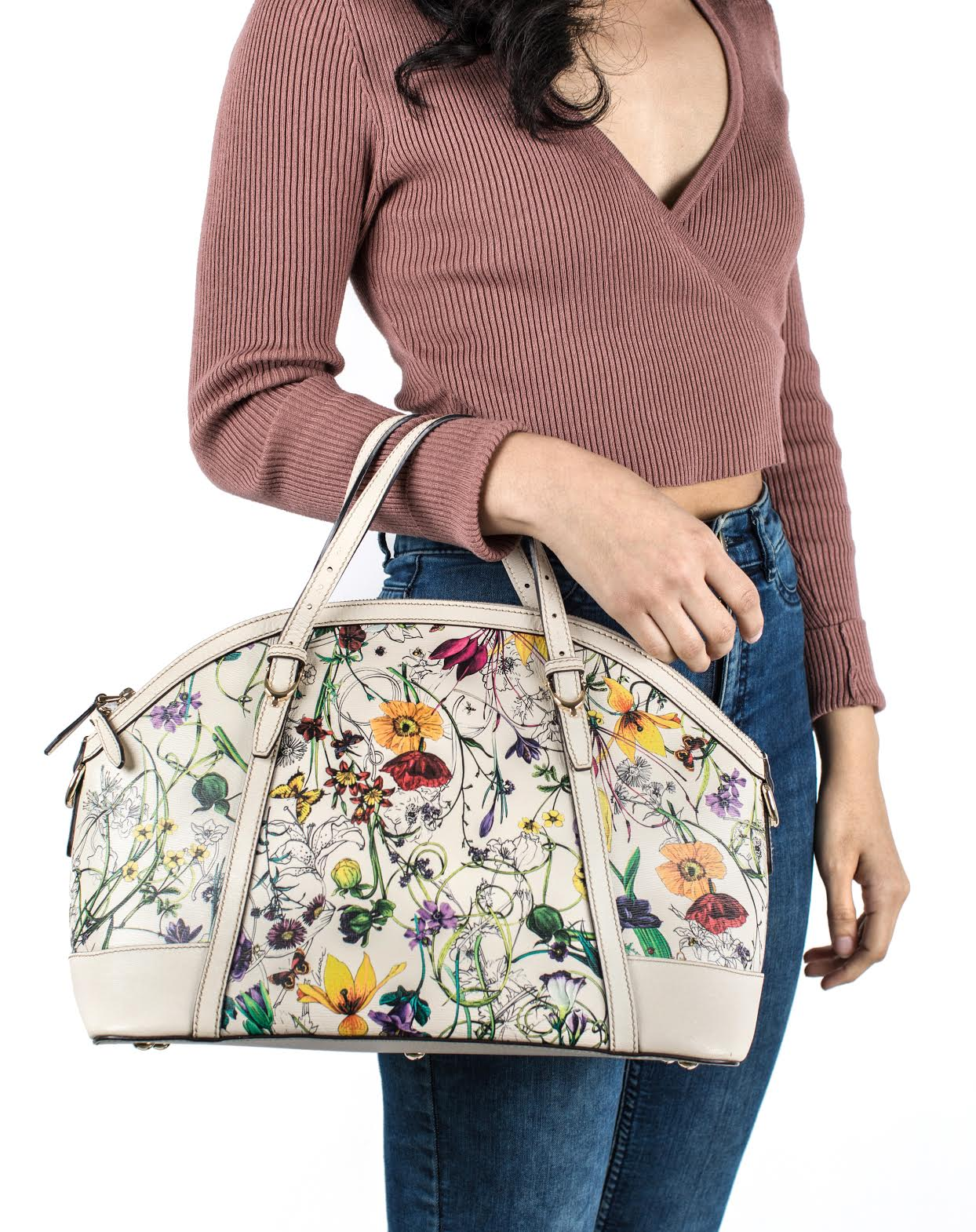 9fd07d85753 The History of Gucci's Iconic Flora Print - StockX News