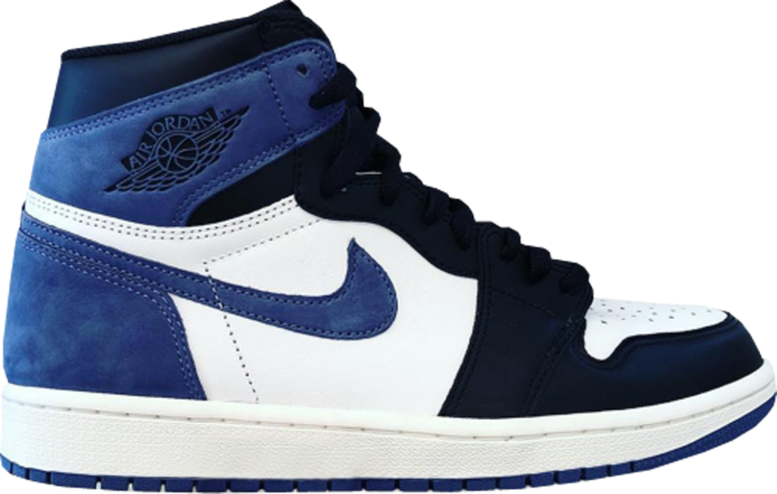 dc82d824a1d2 Air Jordan 1 Blue Moon