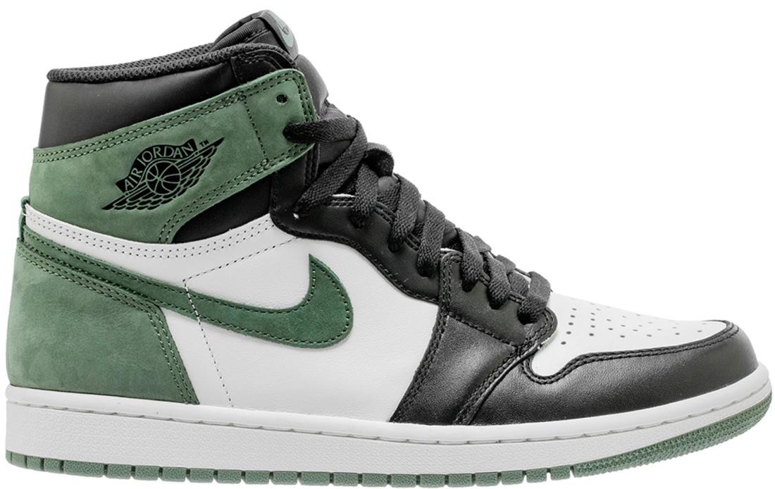 Air Jordan 1 Clay Green